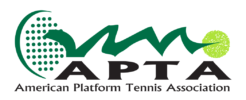 McDonald/Hocker vs Binkowski/Wong – Men's Rd of 256 – 32s – APTA – Men & Women Nationals – Friday | APTA Network