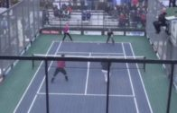 Ondrejkova/Niculescu vs Prop/Kazakvich – Women's Semi Final – APTA – Men & Women Nationals – Saturday