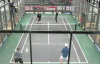 Women's Quarter-Final – Hanisch/van Starrenburg vs. Delmonico/Gebbia