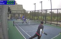 Men's Semi-Final – Kahler/Watt vs Arraya/Bancila