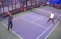 Men's Quarter-Final – Du Randt/Parsons vs Bakker/Fraser