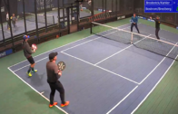 Men's Quarter-Final – Broderick/Kahler vs Bostrom/Bredberg