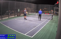 Chicago Charities – Men's Quarter-Final – Kahler/McKnight vs Czerwinski/McNerney