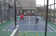 Chicago Charities – Men's Semi-Final – Arraya/Le Pivert vs Broderick/Palmer