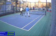 Men's Quarter-Final – Du Randt/Mitchell vs Arraya/Parsons