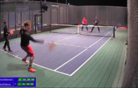 Men's Quarter-Final – Grangerio/Wilkinson vs Broderick/Palmer