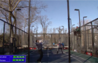 Men's Round 16 – DuRose/Lubow vs Irdoja/Morneau