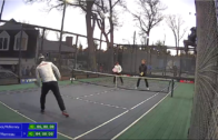 Men's Semi-Final – Broderick/McNerney vs Irdoja/Morneau