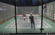 Men's Quarter-Final – Anderson/Bostrom vs Arraya/Parsons Cont.