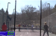 Men's Semi-Final: Arraya/Morneau vs. Hughes/Powers
